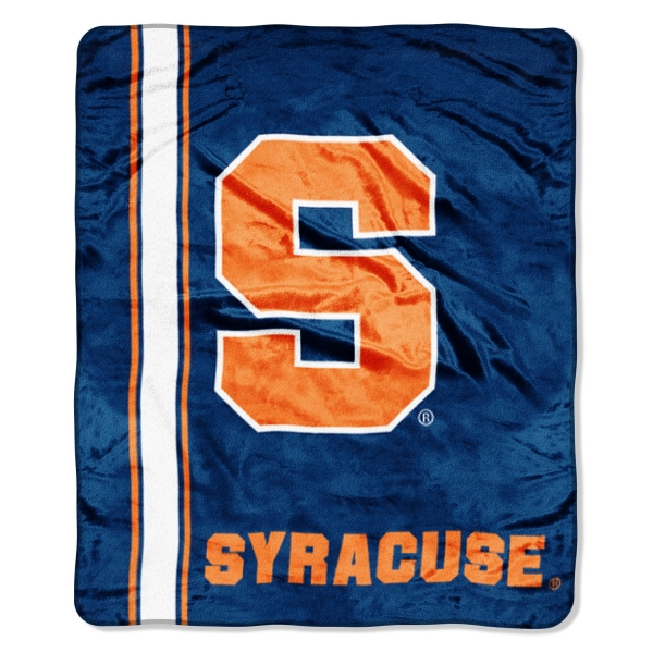 Syracuse Orange College Quot Jersey Quot 50 Quot X 60 Quot Raschel Throw