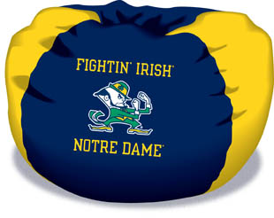 Notre Dame Fighting Irish Bean Bag