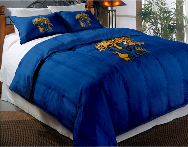 Kentucky Wildcats Crib Bedding