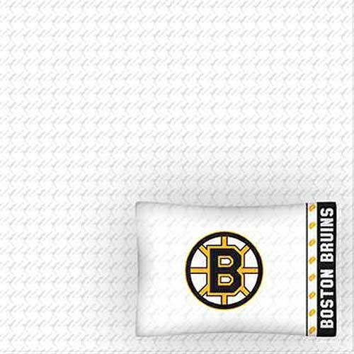 Boston Bruins Locker Room Sheet Set