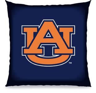 Auburn Tigers 27 Floor Pillow