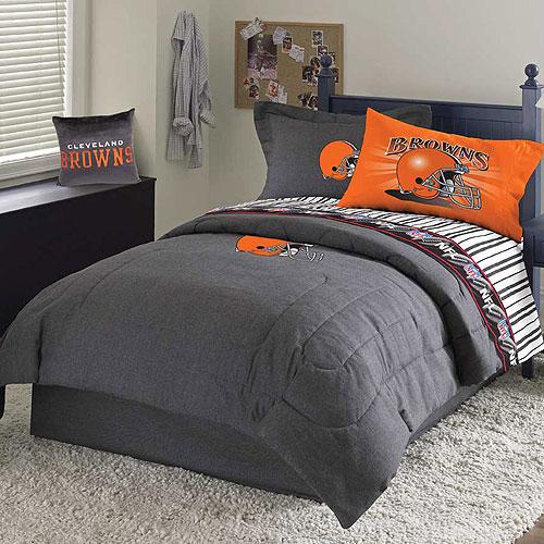 Cleveland Browns Queen Bedding