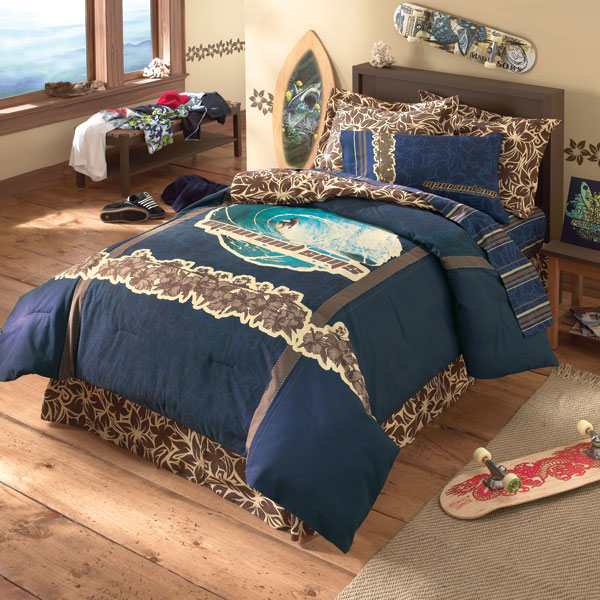 Muzzle Surf Queen Bed In A Bag