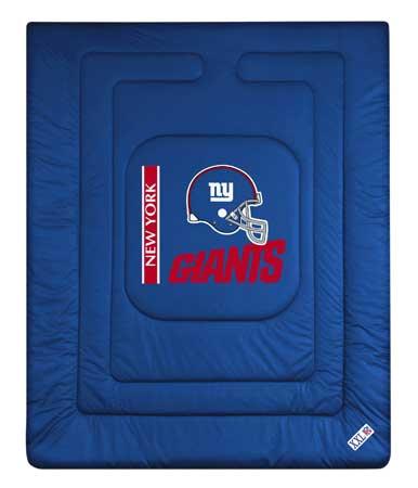 New York Giants Locker Room Comforter