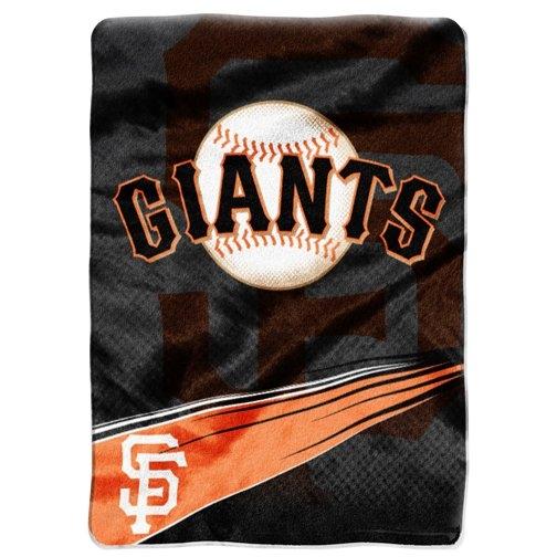 San Francisco Giants Mlb Quot Speed Quot 60 Quot X 80 Quot Super Plush Throw