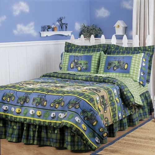 John Deere Bed-in-a-Bag