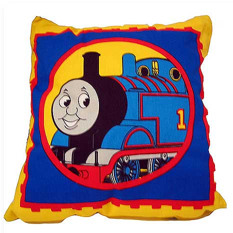 Thomas And Friends Toss Pillow