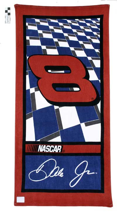 Dale Earnhardt Jr Beach Towel