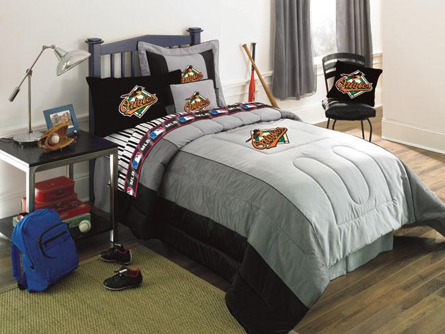 Orioles Crib Bedding