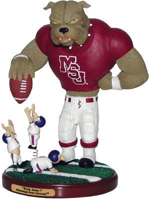 Mississippi State Bulldogs Ncaa College Keep Away Mascot