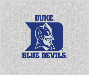 Duke Blue Devils 58 Quot X 48 Quot Quot Property Of Quot Blanket Throw