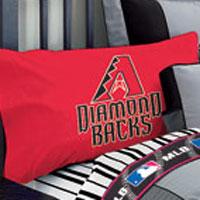 Arizona Diamondbacks Pillow Case