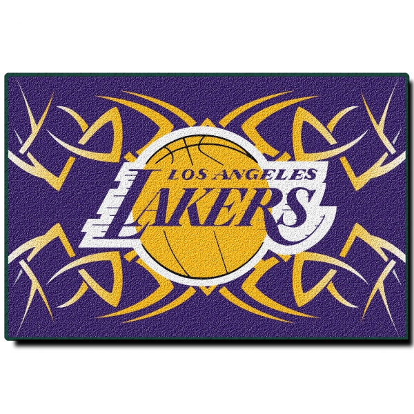 Los Angeles Lakers Nba 20 Quot X 30 Quot Tufted Rug
