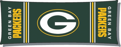 Green Bay Packers Nfl 19 Quot X 54 Quot Body Pillow