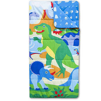 Olive Kids Dinosaurland Sleeping Bag
