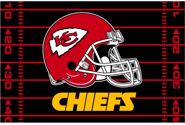 Kansas City Chiefs Nfl 39 Quot X 59 Quot Tufted Rug