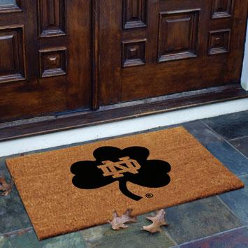 Notre Dame Fighting Irish Ncaa College Rectangular Outdoor