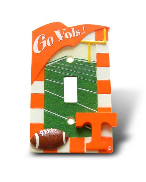 University Of Tennessee Light Switch Cover