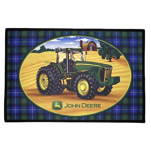john deere contemporary outdoor rug