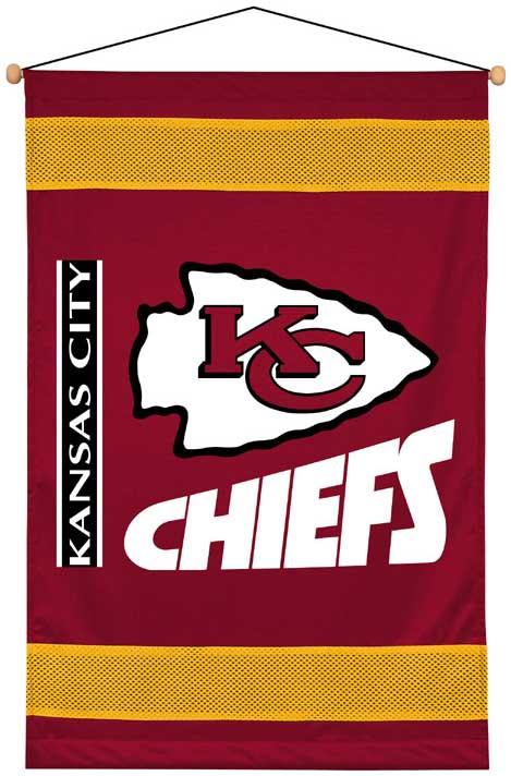 Kansas City Chiefs Crib Bedding
