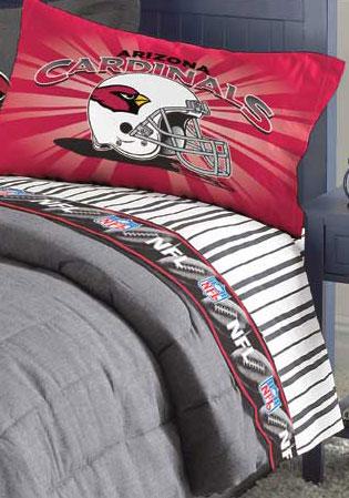 Arizona Cardinals Queen Size Bedding