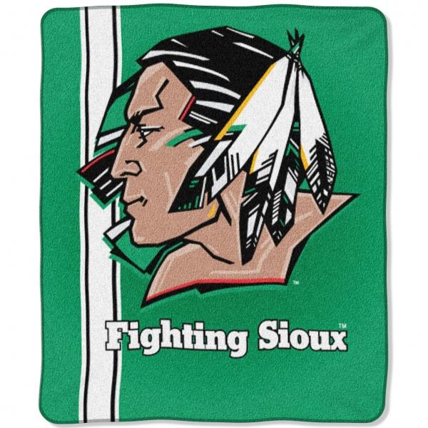 North Dakota Fighting Sioux College Quot Jersey Quot 50 Quot X 60
