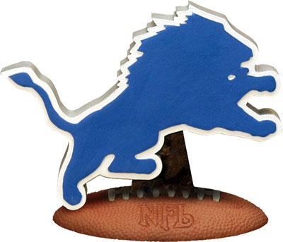 Detroit Lions Nfl Logo Figurine