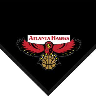 Atlanta Hawks 60 Quot X 50 Quot Team Fleece Blanket Throw