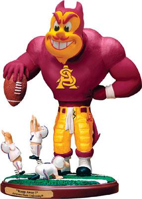 Arizona State Sun Devils Ncaa College Keep Away Mascot