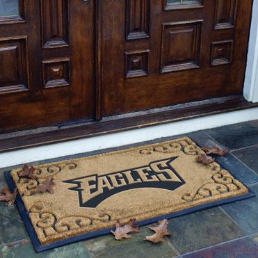 Philadelphia Eagles Nfl Rectangular Outdoor Door Mat