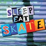 Sleep, Eat, Skate - Print Only