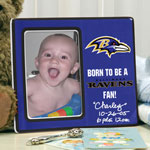 Baltimore Ravens NFL Ceramic Picture Frame