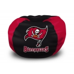 "Tampa Bay Buccaneers NFL 102"" Bean Bag"