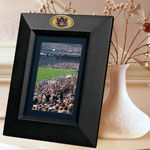 "Auburn Tigers NCAA College 10"" x 8"" Black Vertical Picture Frame"
