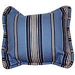 "14"" Square Toss Pillow with Cording"