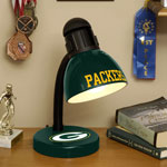 Green Bay Packers NFL Desk Lamp