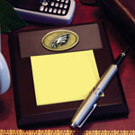 Philadelphia Eagles NFL Memo Pad Holder