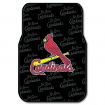 St. Louis Cardinals MLB Car Floor Mat