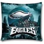 "Philadelphia Eagles NFL 18"" Photo-Real Pillow"