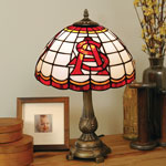 Arizona State Sun Devils NCAA College Stained Glass Tiffany Table Lamp