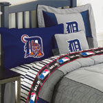 Detroit Tigers Full Size Sheets Set