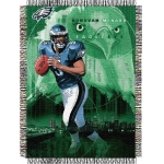 "Donovan McNabb NFL ""Players"" 48"" x 60"" Tapestry Throw"