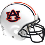 Auburn Helmet Fathead NCAA Wall Graphic