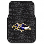 Baltimore Ravens NFL Car Floor Mat