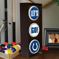 Indianapolis Colts NFL Stop Light Table Lamp