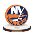 New York Islanders NHL Logo Figurine