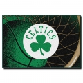 "Boston Celtics   NBA 39"" x 59"" Tufted Rug"