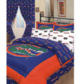 Florida Gators 100% Cotton Sateen Twin Bed In A Bag