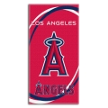 "Los Angeles Angels MLB 30"" x 60"" Terry Beach Towel"
