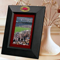 "Arkansas Razorbacks NCAA College 10"" x 8"" Black Vertical Picture Frame"